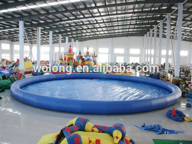 inflatable water pool, portable swimming pools