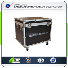 China Factory Custom Aluminum Flight Case with Caster