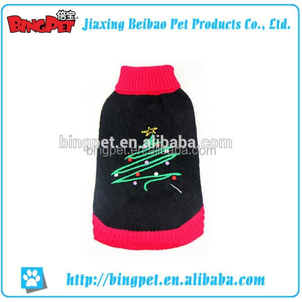 Free Shipping christmas design dog sweater clothes chinese XXL dog clothing