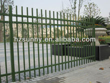High quality cheap wrought iron fence