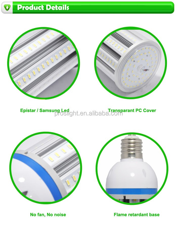 led corn lights parts for sale ,e27 smd 36w led corn light