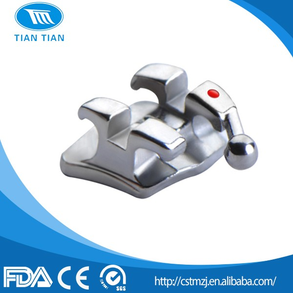 Top Quality China Orthodontic Monoblock Roth Dental Braces for Teeth