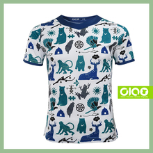 Ciao sportswear free sample heat transfer printing wholesale cotton kids t shirt for adult