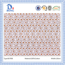 wholesale high quality elegant embroidery lace fabric