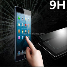 9H anti-scratch screen protector high clear glass screen guard for ipad mini tempered glass screen protector for ipad mini