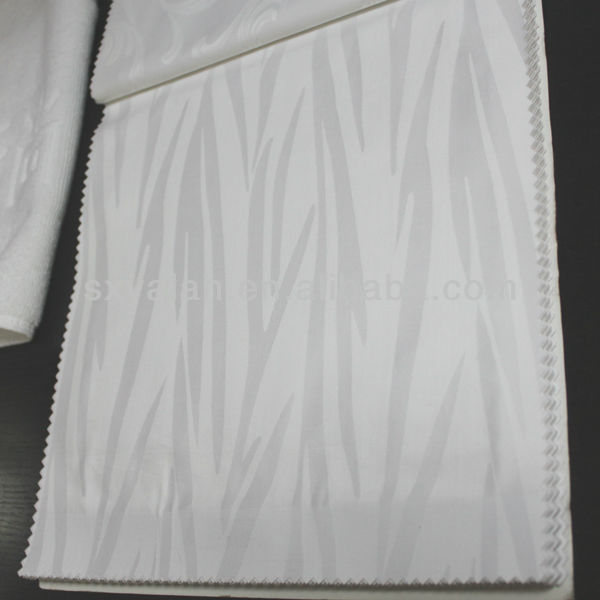 Pure cotton hotel plain/sateen stripe/jacquard/satin/dobby/check hotel fabric