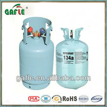 wholesale chemical r134a refrigerant for auto CE 13.6kg 30lb