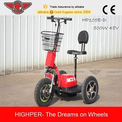 Electric Tricycle For Adults Micro Scooter For Elderly