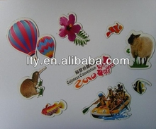vinyl die cut likable souvenir fridge magnet (M-C139)