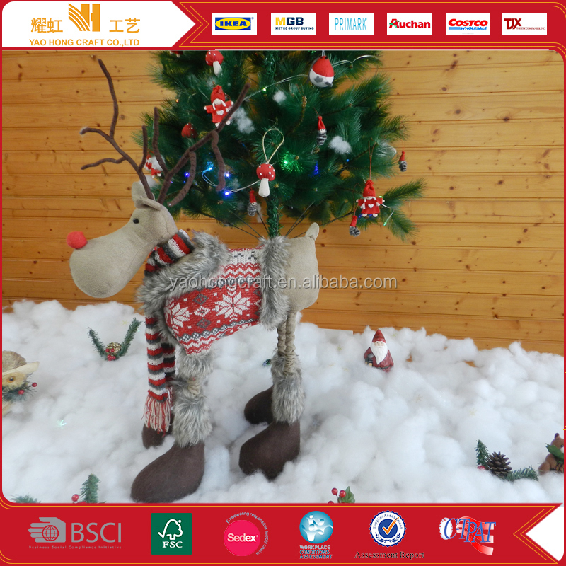Shopping Mall / Party Stand Ornament Christmas Decoration