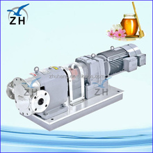 sanitary oil rotary pump oasis lzsr200 roots pumps