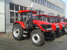 120HP 4 wheel drive chinese farming tractors farming machines price list