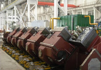 steel rolling machine/spinning machine/continuous rolling mill