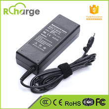 Brand New Universal Laptop Adapter AC DC 19V 4.74A 100V-240V Tip Size 4.8*1.6mm For HP With CE FCC ROHS CCC Certificates