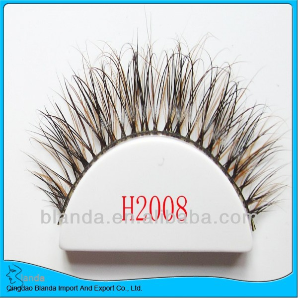 High Quality Natural Look False Eyelashes Fashion Extension