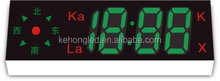 RoHs 2015 hot seller 0.50'' inch green single 7 segment LED display