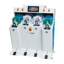 Double Cooling and Heating Back Part Moulding Machine
