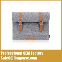 Amazon Hot Sell Laptop Felt Bag