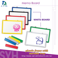 2015 best selling mini electronic magnet smart board whiteboard