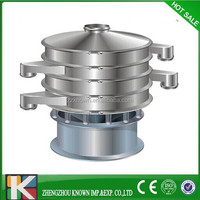 automatic High Efficiency Round Powder Test Sieve Shaker
