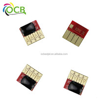 Hot seller compatible resettable auto reset chip for hp 364 564 photosmart 7510
