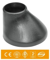Hot Pipe Fittings Carbon Steel Reducer Weight
