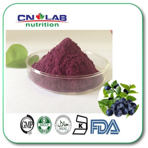 Acai berry fruit extract anthocyanidins 95% OPC
