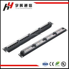 CAT.5E CAT.6 AMP 24 Port patch panel