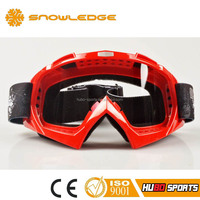 2016 cheap china motorcycle helmet safety elastic strap designed MX goggles