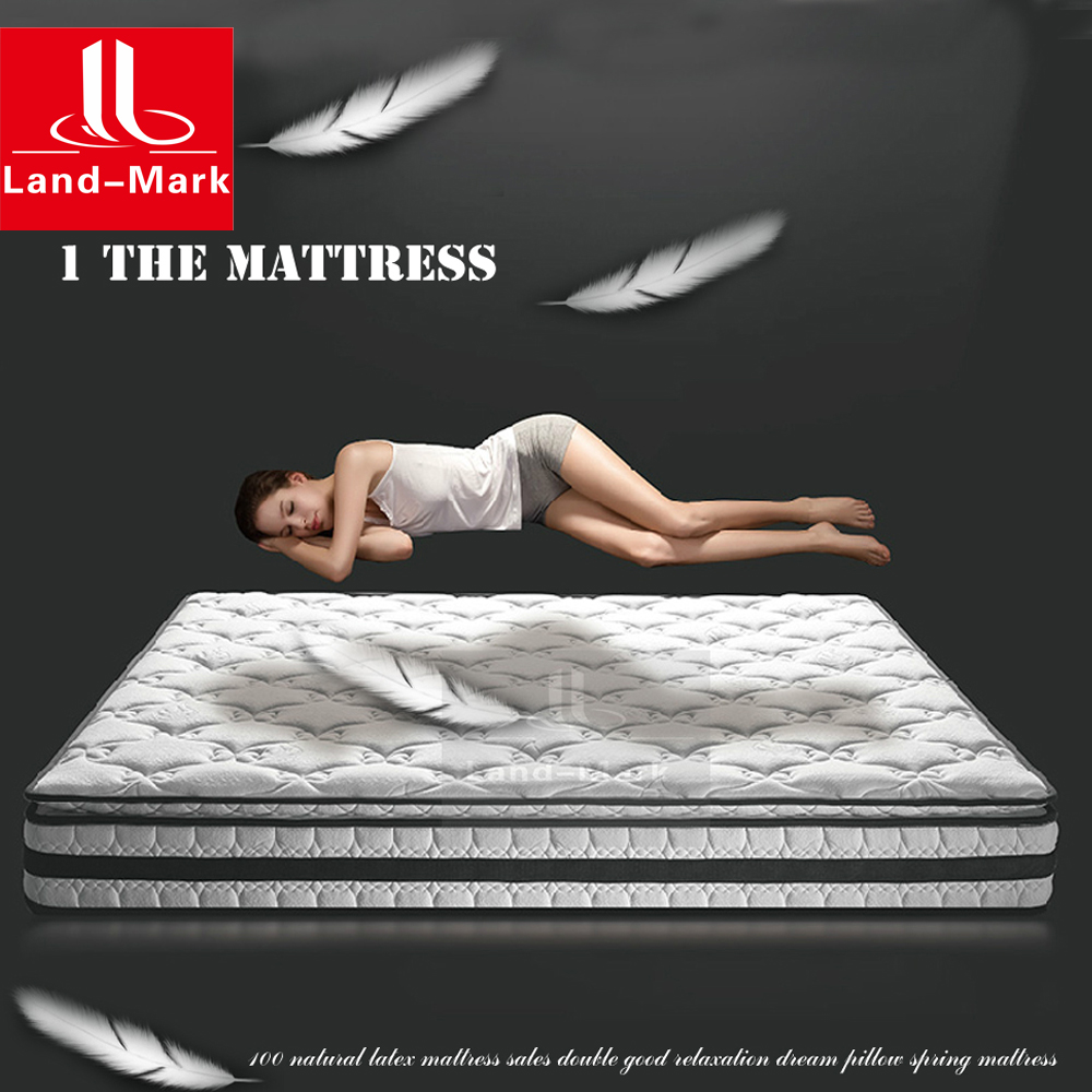 Natural Latex Mattress (Natura Fresh)/orthopedic latex mattress/High Quality Latex Mattress