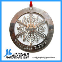 2015 Round Christmas Ornaments