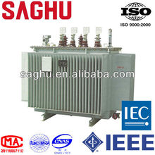 11kV oil cooled electric 2000 kva transformer