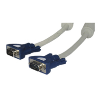 High Quality Computer Monitor Cable VGA 3 4 Long VGA Cable 30m