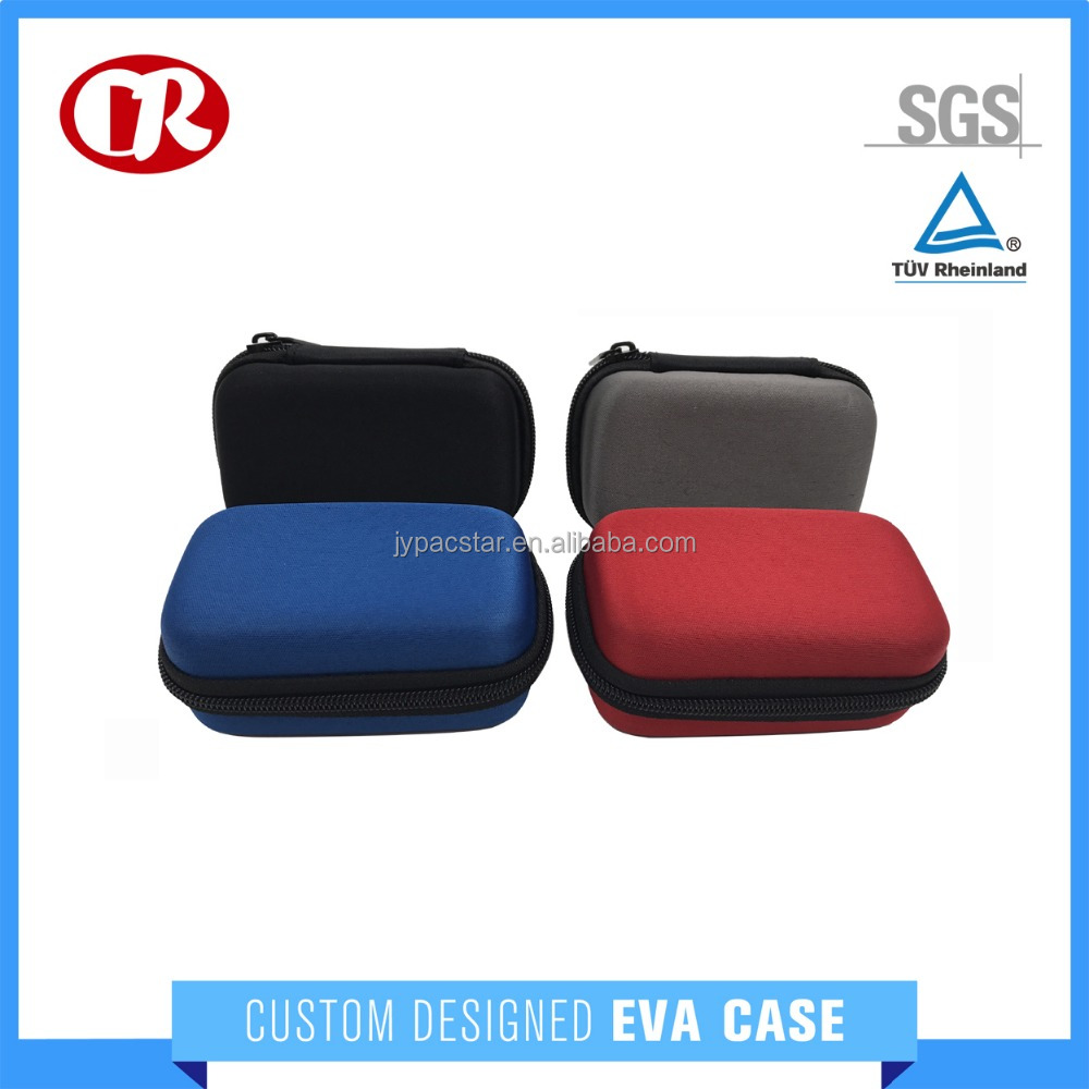black hard multifunction eva case for tools