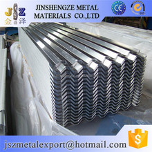 12 14 16 18 22 24 26 28 gauge thickness galvanized corrugated steel roofing sheet