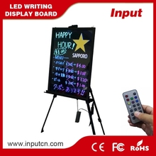 Good Quality Led Display Board Led Advertising Board Unbreakable 5050 RGB SMT Led Writing Board