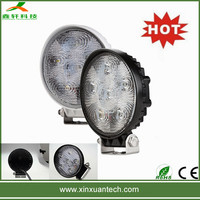 2013 New Arrival 18w cree led work light for off road