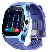 Customized GSM smart watch phone with sim cards