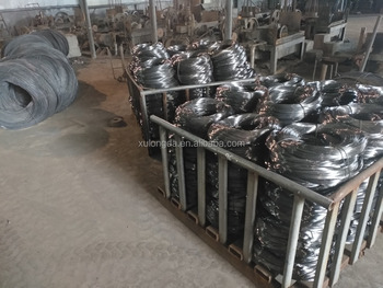 building Black annealed wire