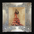 Luxury classical painting frame /photo frames/wood frame