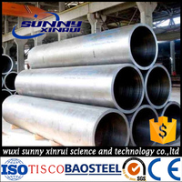 top quality 300 series ISO Certification 300 standard AISI 304 stainless steel round pipe price