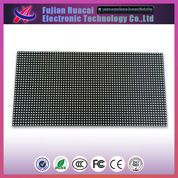 P5 tricolor 32x16 led display module,rgb images led display board