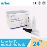 health products various style disposable surgical needle for taking blood
