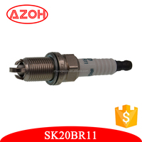Auto alternative spark plugs ngk for TOYOTA AVENSIS SK20BR11 90919-01230
