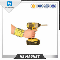 Magnetic Wristband Holds Tools Screws Nails