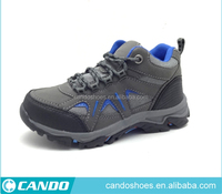 cheap kids hiking boots trekking shoes made in China