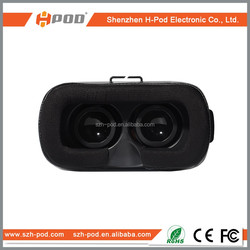 Wholesale China Merchandise video game virtual reality headset , 3d glasses , 3d vr glasses
