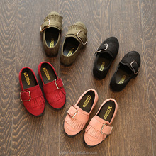 TTP western online hot sale 2017 baby girls' boutique shoes pattern new design hard sole baby walking shoes