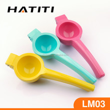 Practical aluminium alloy kitchenware lemon squeezer,lime juicer,citrus press LM03