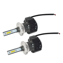 d1s d2s d3s led headlights with Osram chips